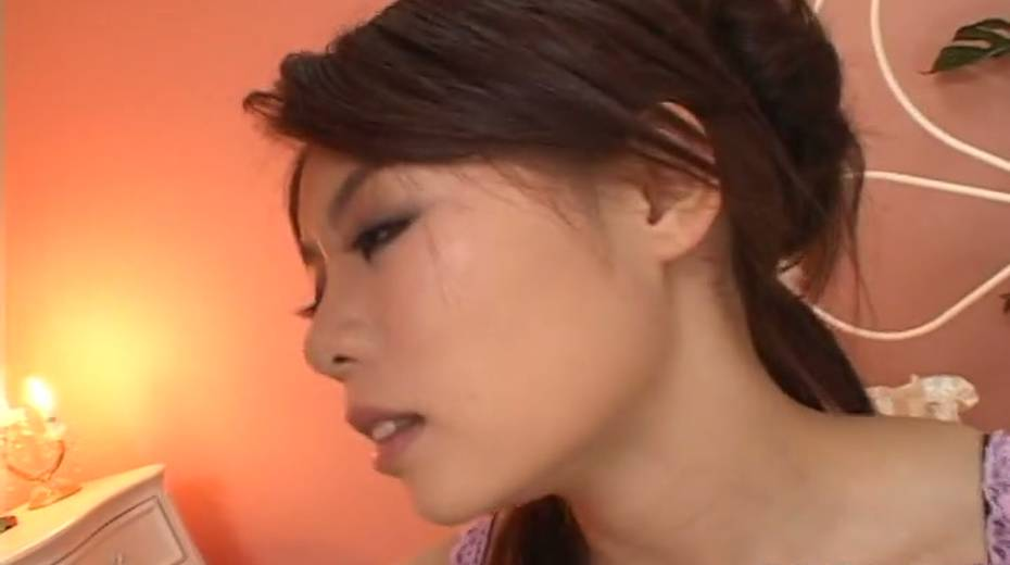 Japanese gal Mikado looks very hot in sexy lingerie - 14. pic