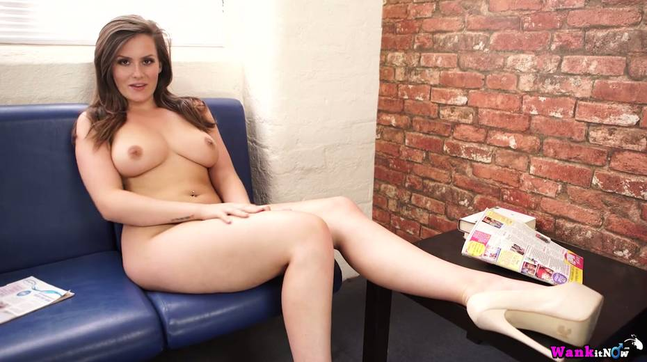 Breath taking XXX video for wanking starring British milf Charlie Rose - 19. pic