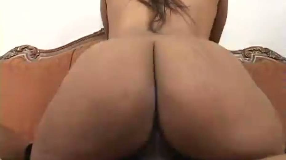 Lustful ebony whore in jackboots fucked brutally in a doggy position - 11. pic