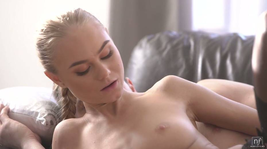 Beautiful and graceful hottie Nancy A rides a dick and gets doggy fucked - 10. pic
