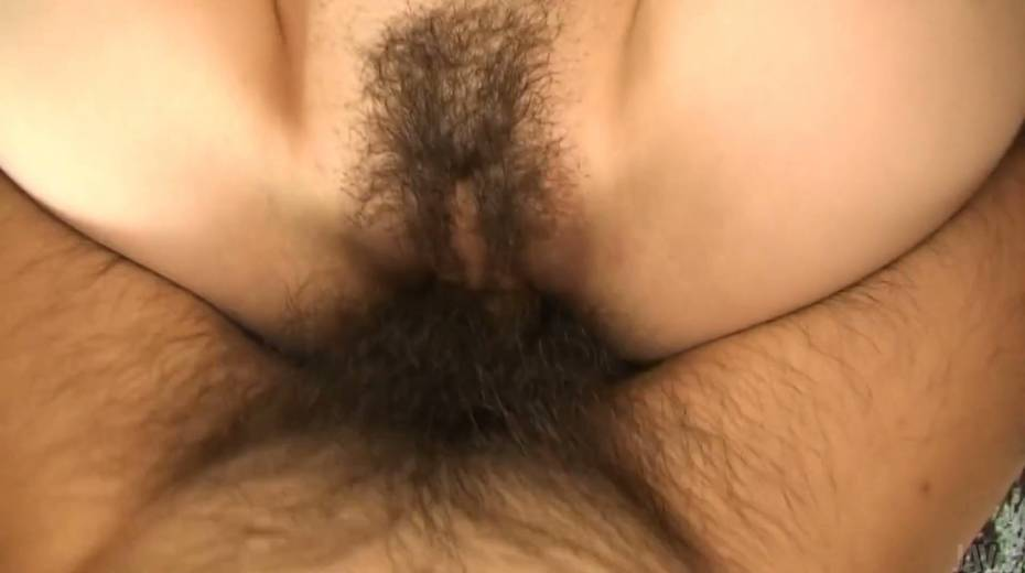 Hairy twat and creampied anus of sizzling Asian hottie Yui Hatano - 11. pic