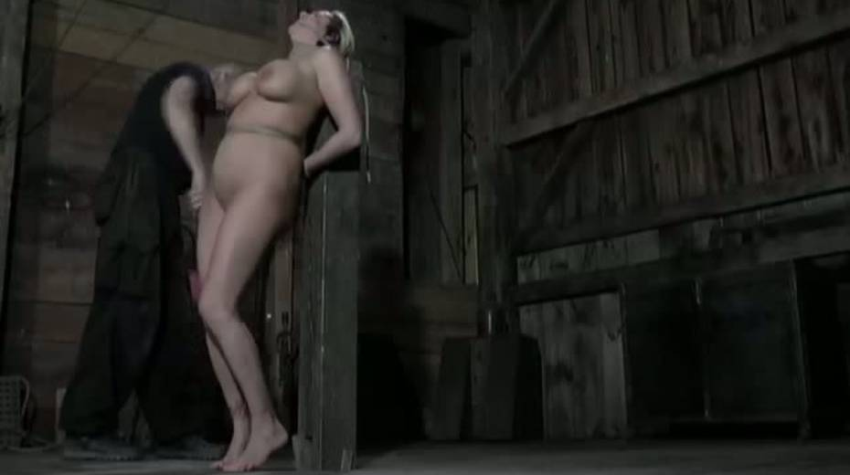 Seductive porn model with big boobs is punished in the basement - 6. pic