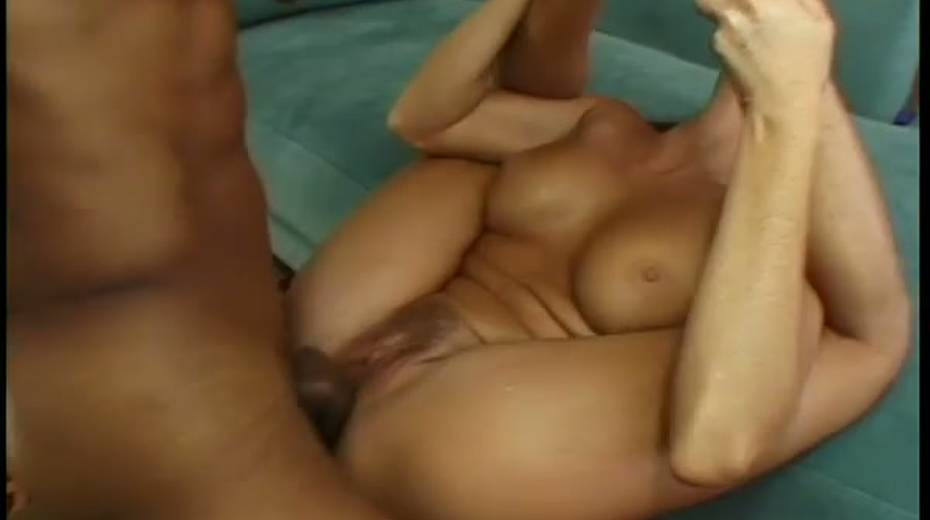 Lewd cougar with a petite ass gets brutalized by a huge black cock - 6. pic