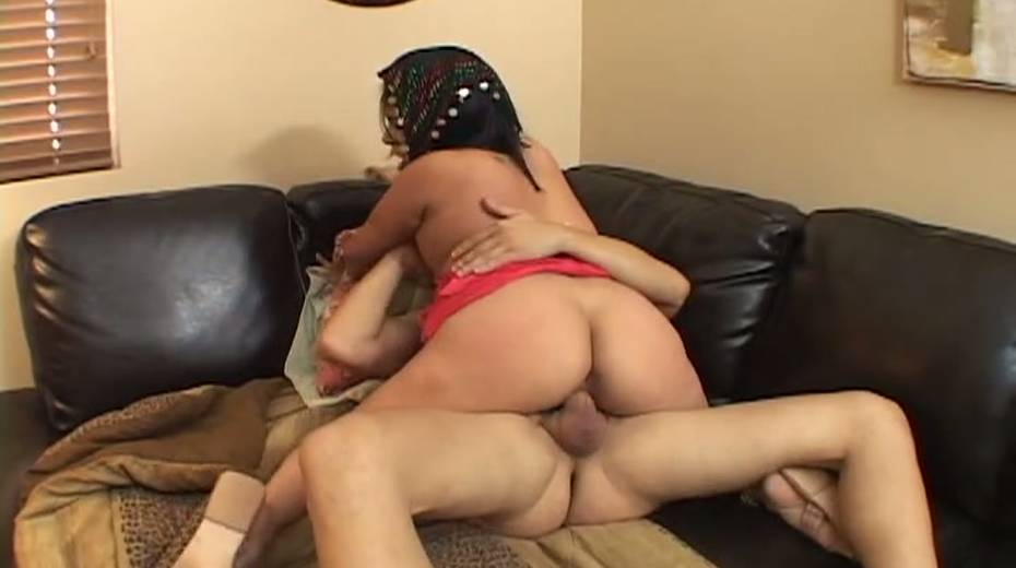 Once she has the love tool in her pussy she starts riding it like mad - 12. pic