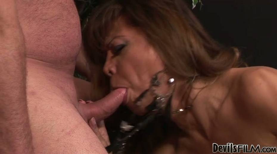 This ladyboy loves giving BJs just as much as she loves receiving BJs - 3. pic