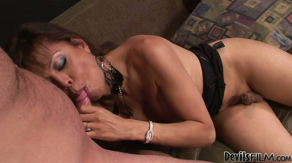 This ladyboy loves giving BJs just as much as she loves receiving BJs - 13. pic
