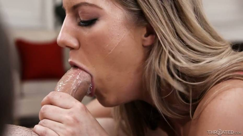 Sensual and deepthroat blowjob by graceful hottie Candance Dare - 19. pic