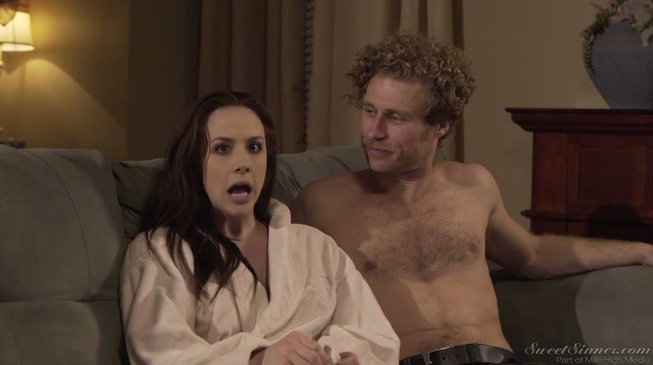 Sextractive porn actress Chanel Preston gives and interview - 10. pic