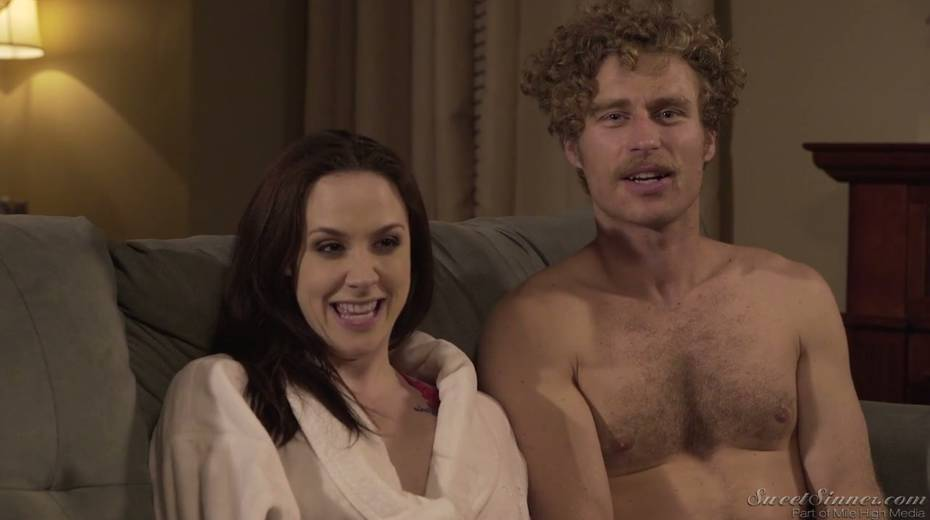 Sextractive porn actress Chanel Preston gives and interview - 17. pic