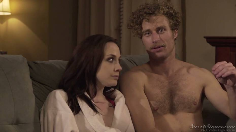 Sextractive porn actress Chanel Preston gives and interview - 20. pic