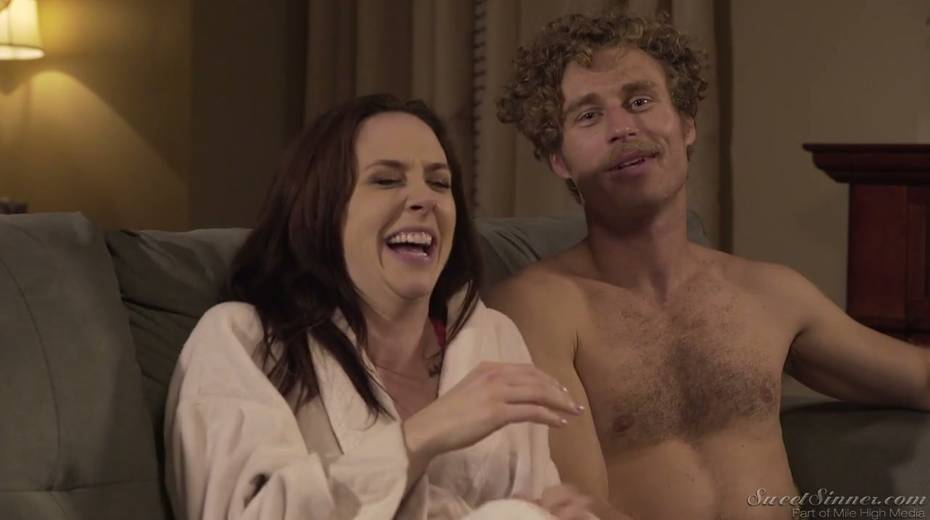 Sextractive porn actress Chanel Preston gives and interview - 21. pic