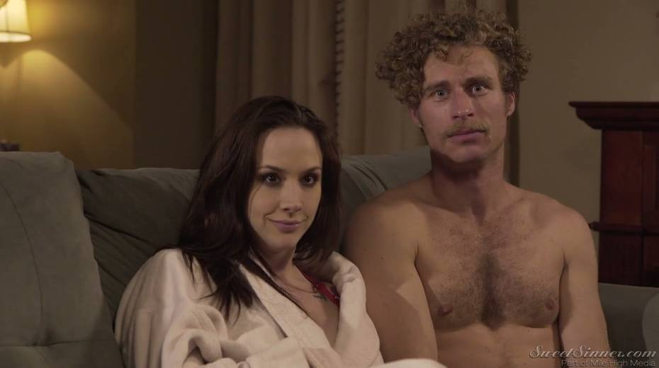 Sextractive porn actress Chanel Preston gives and interview - 23. pic