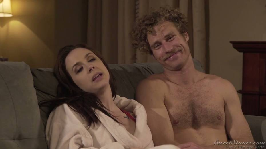 Sextractive porn actress Chanel Preston gives and interview - 28. pic