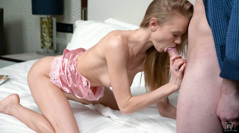 Charming girlfriend Nancy A is making with her boyfriend like there's no tomorrow - 8. pic