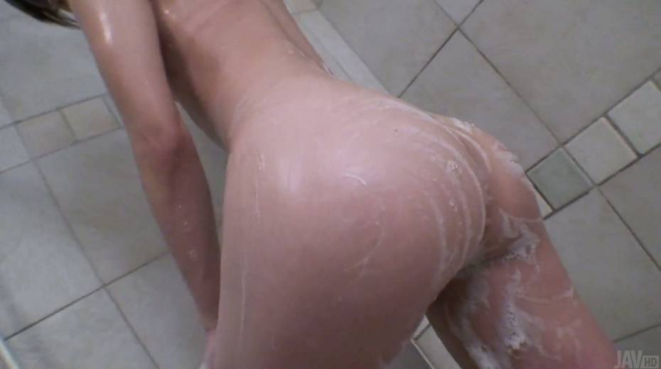 Asian chick with very hairy pussy Sakiko is fucked by one hot temepred guy - 5. pic