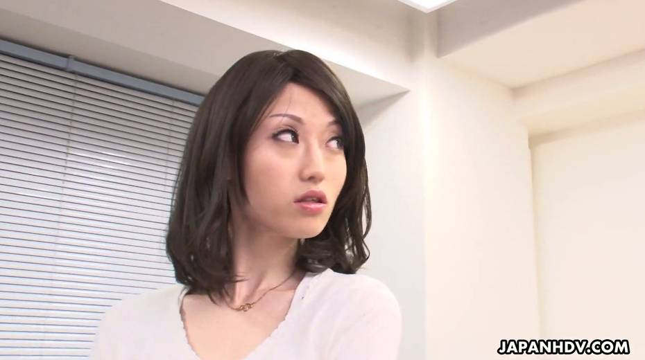 Asian secretary Mitsuki is fucked by several co-workers right in the office - 2. pic