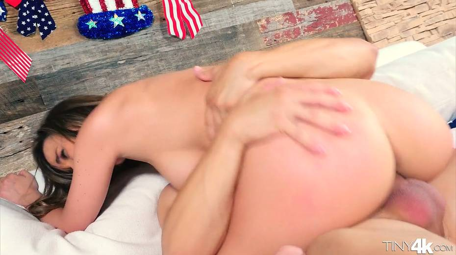 Sweetie Dillion Harper is fucked by horny big neighbor - 23. pic