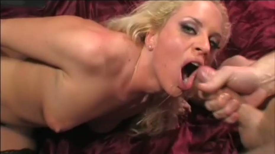 Dissolute blonde whore gets hard cock in her ass hole - 15. pic