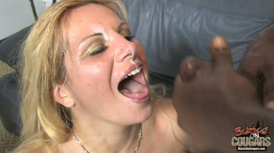 Heavy tittied bitch rides big black dude and masturbates cunt - 15. pic