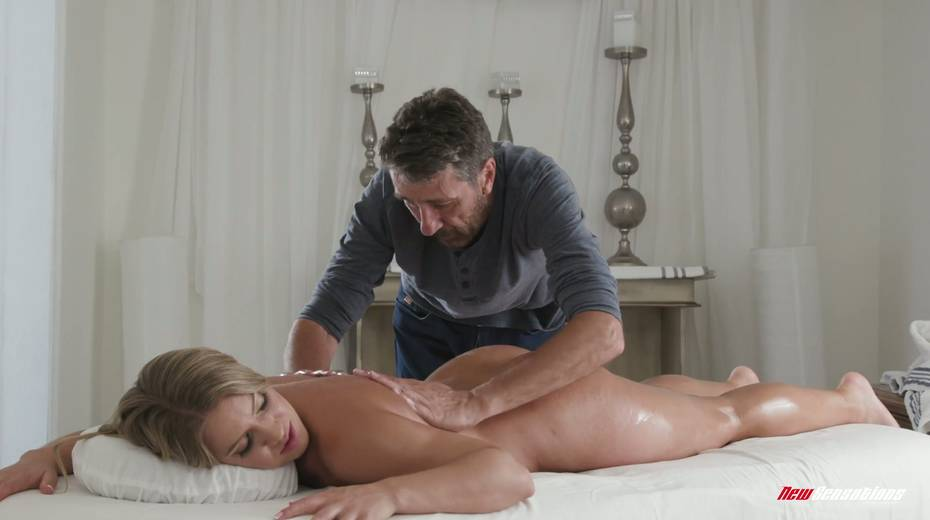 Bodacious babe Candice Dare gets her pussy oiled up and fucked hard - 5. pic