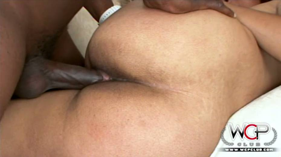 Nasty chick won't never forget her first anal scene - 13. pic